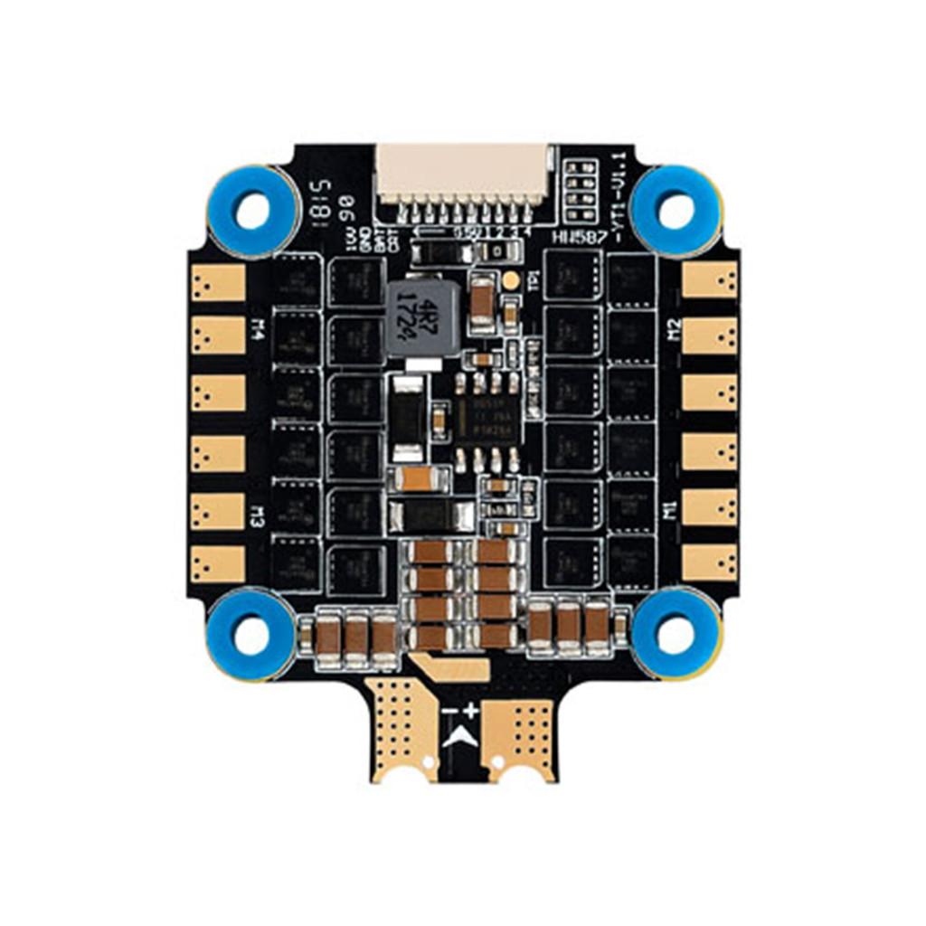 Hobbywing XRotor 45A 6S Dshot1200 4-in-1 ESC (r)