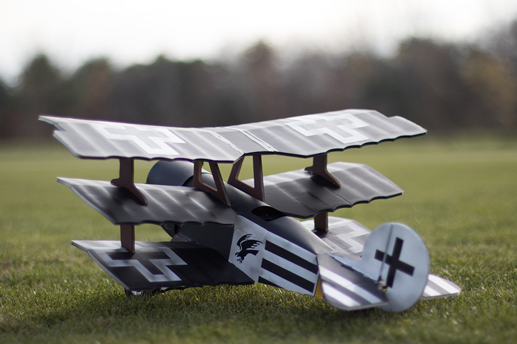 FT Mighty Mini DR1 Triplane