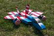 FT Mighty Mini F-22 Raptor WR (508mm)