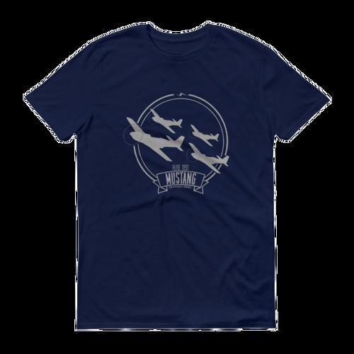 FT Mustang Short-Sleeve T-Shirt