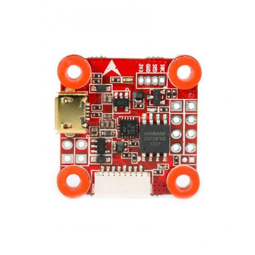 FlightOne Millivolt F4 Flight Controller V2 (r)