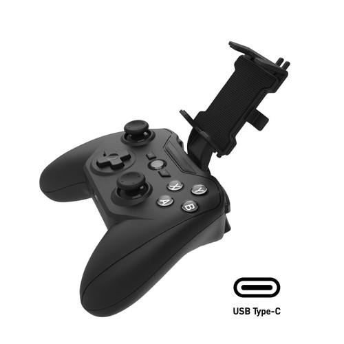 Rotor Riot Wired Video Game & Drone Controller (USB-C) (r)