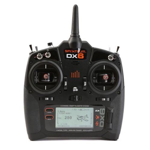 Spektrum DX6 Mode 2 Transmitter only (r)