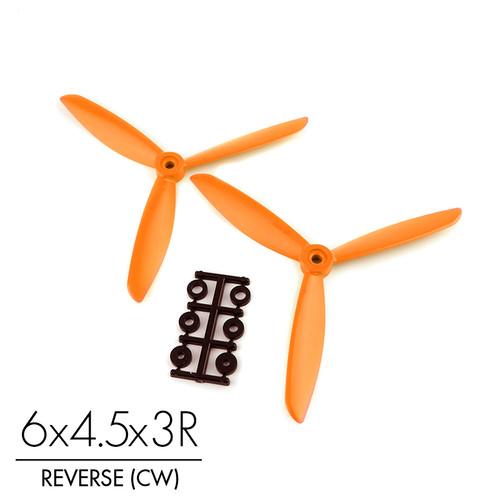 HQ 6x4.5x3 Reverse(CW) Props