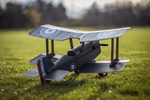 FT Mighty Mini SE5 Biplane