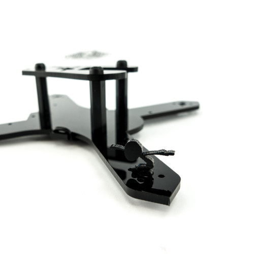 FT Gremlin Frame Designed By Andres Lu (Delrin)