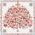 CROSS STITCH KIT 14ct AIDA Christmas, Happy Christmas Tree