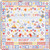 CROSS STITCH KIT 14ct AIDA Children's Seaside Sampler Personalised