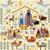 CROSS STITCH KIT 14ct AIDA Christmas Nativity