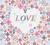 CROSS STITCH KIT 14ct AIDA Love Heart