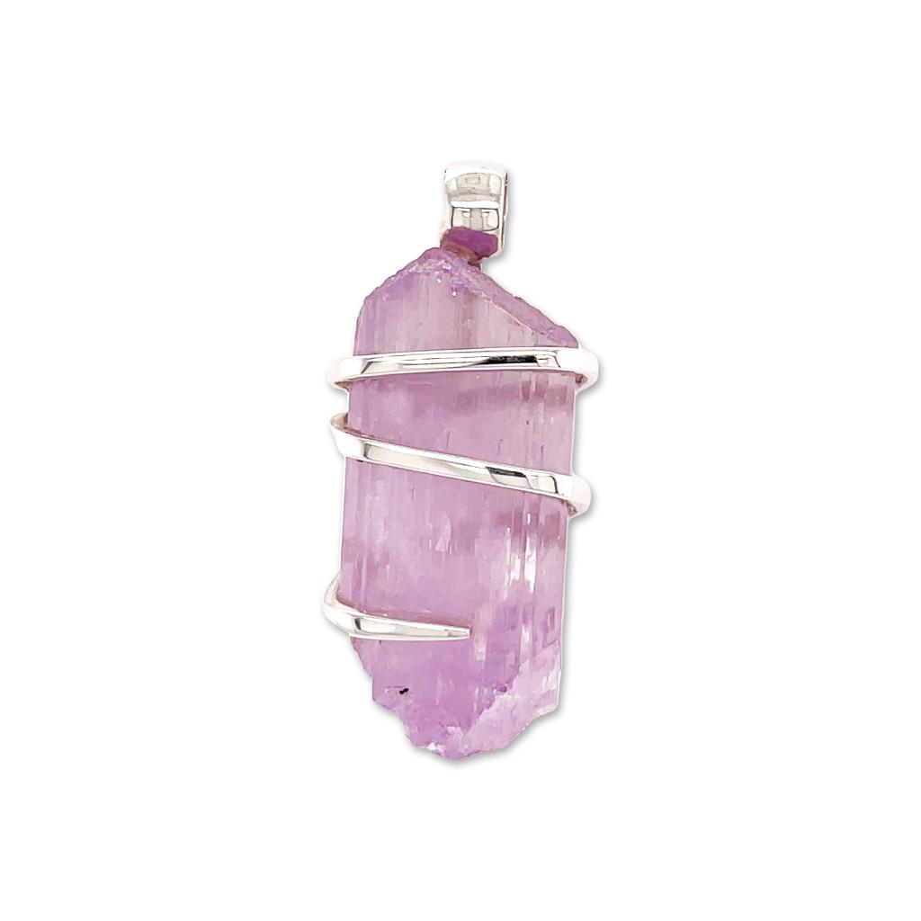 Kunzite Crystal Pendant (SE1197)
