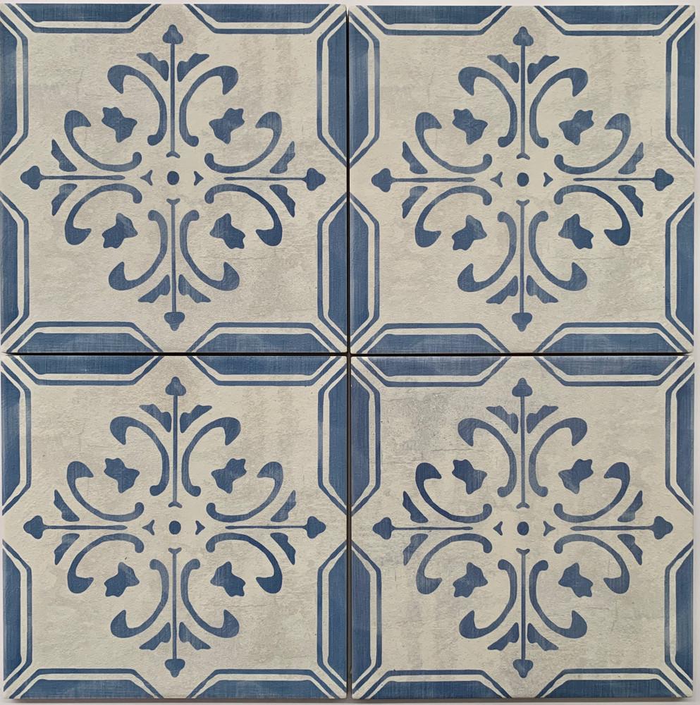 Sample of Corindi Blue  Wall and Floor Tile