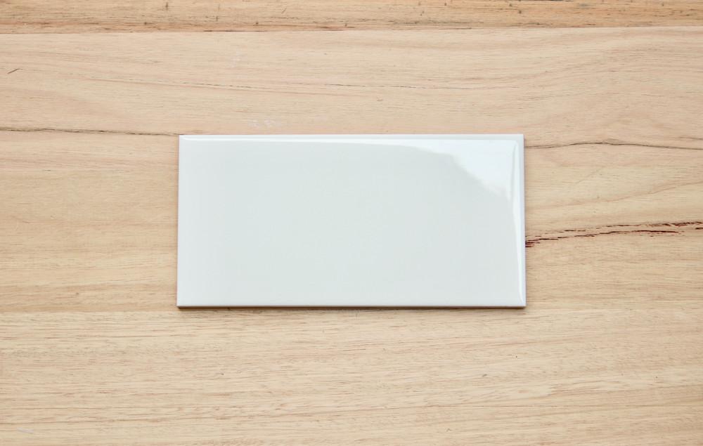 200x100 Gloss White Tile 200x100mm