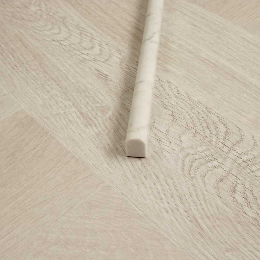 Cararra Marble Honed Moulding 305mm