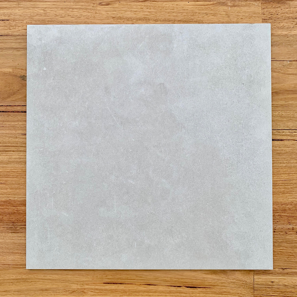 Natura Moody White Wall and Floor Tile