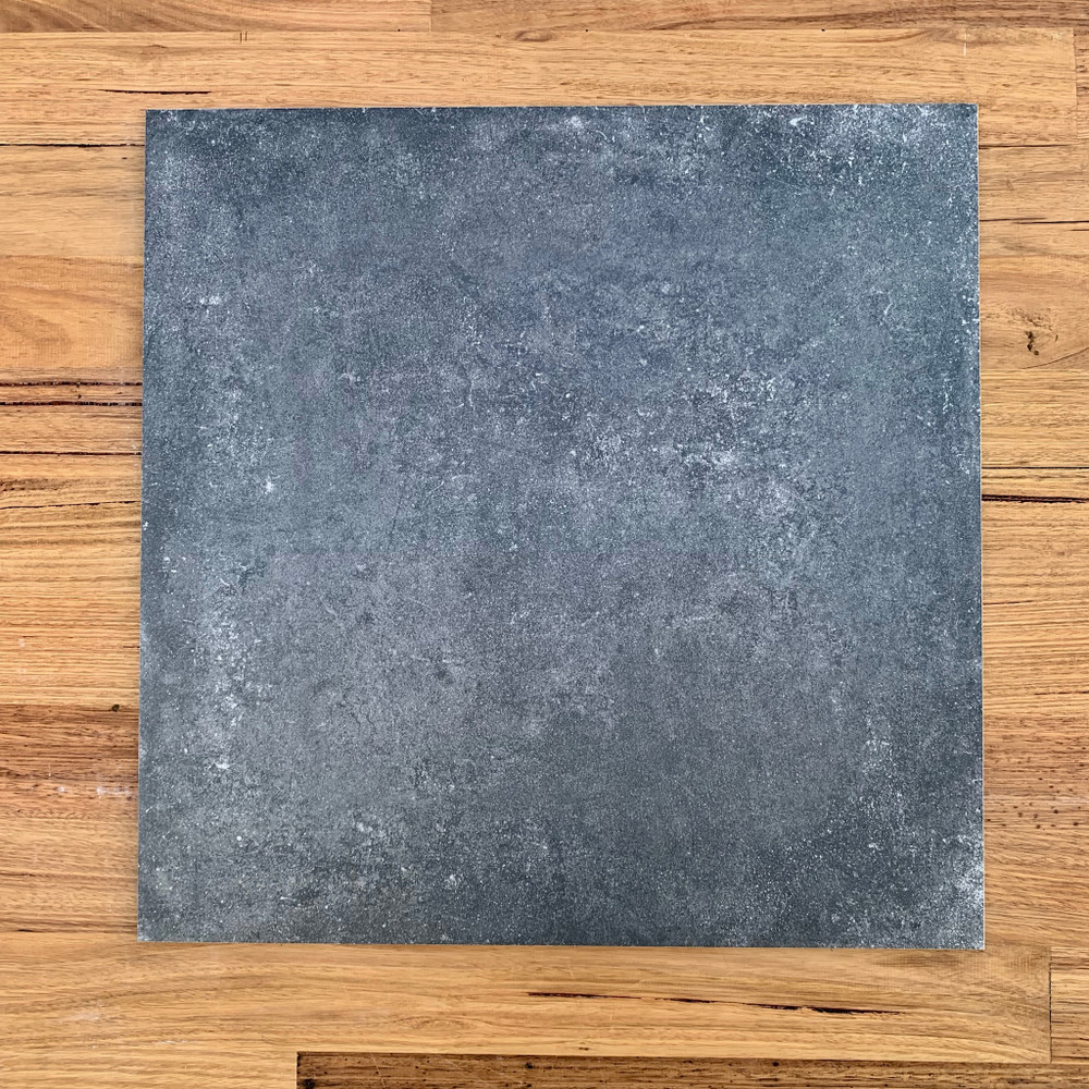 Natura Stormy Charcoal Wall and Floor Tile