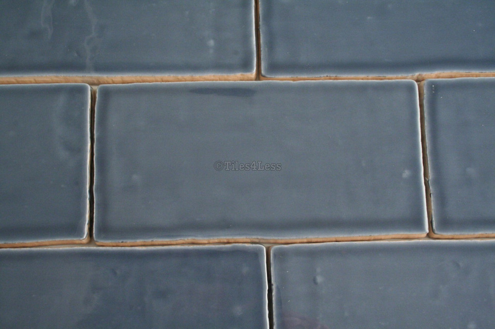 Handmade style Marina Subway wall tile 150x75mm