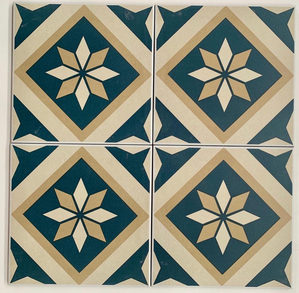 Aztec  Wall and Floor Tile 200mm