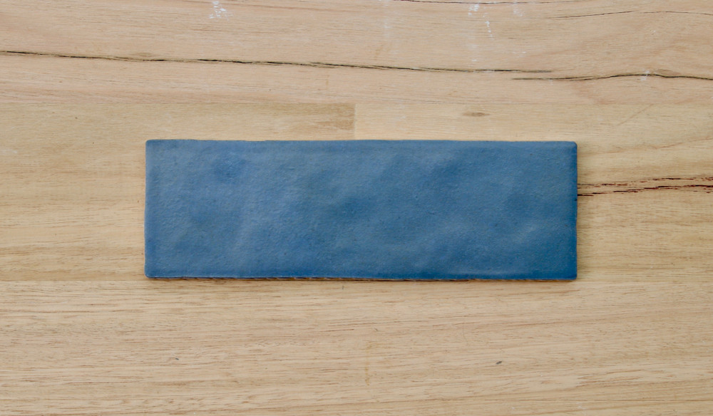 Atlantic Blue Subway Tile