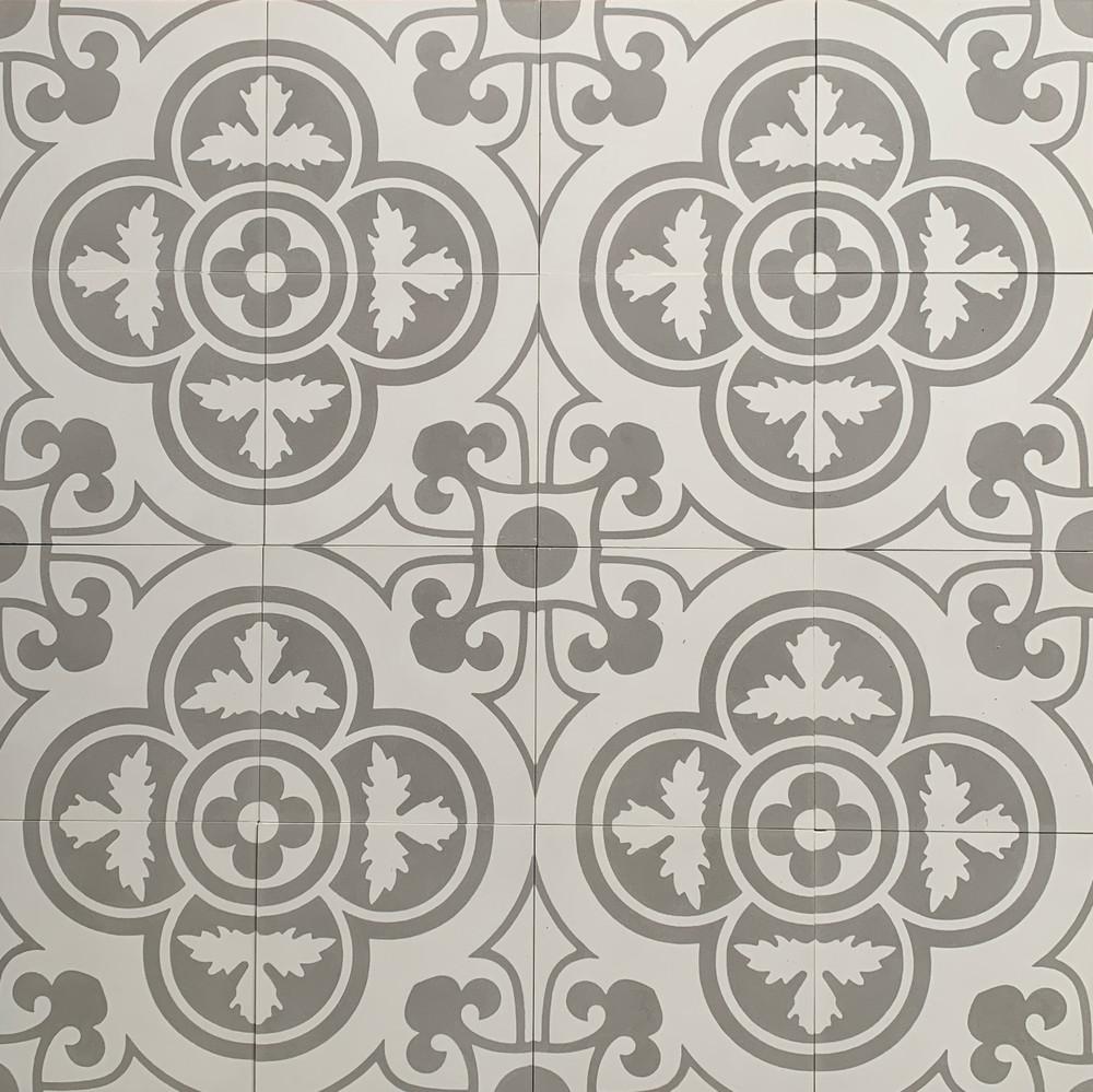 Izmir Encaustic Tile - 16 tiles