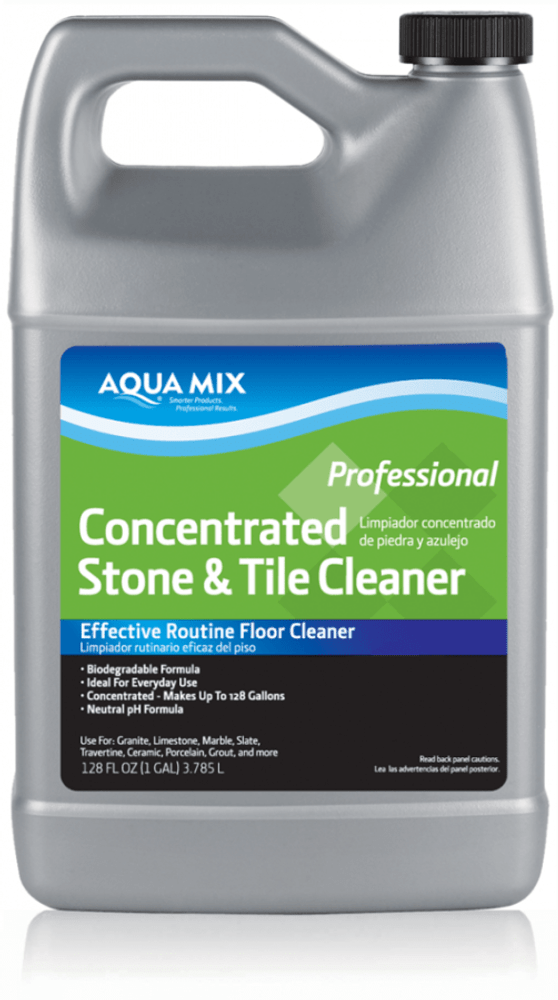 Aqua Mix Concentrated Stone and Tile Cleaner 946ml