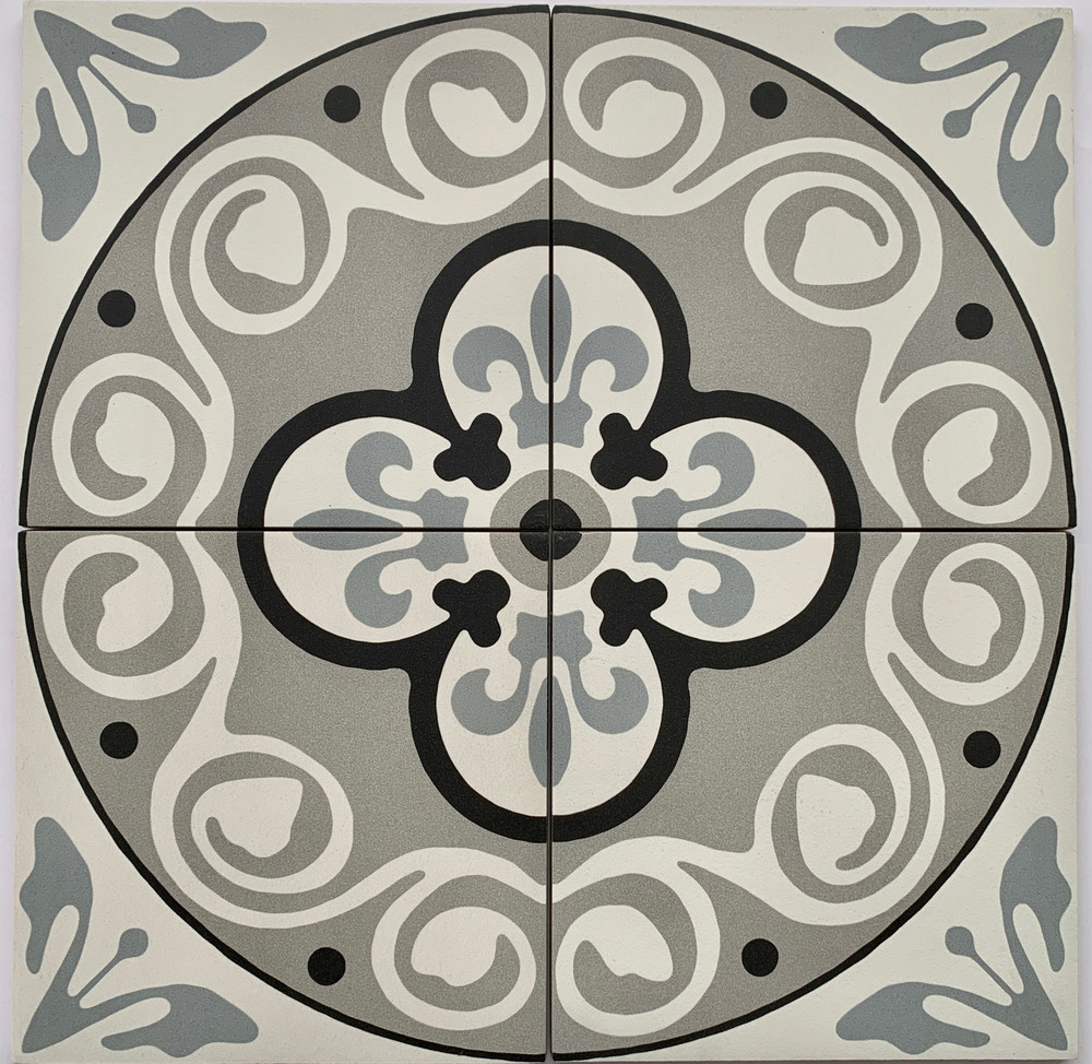 Cooma Wall and Floor Tile 205mm