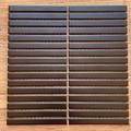 Kit Kat Matt Black Mosaic 15x145mm