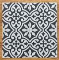 Pittwater Wall and Floor Tile in Black 300mm