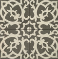 Turin Encaustic Cement Tile - 4 tiles