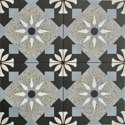 Girona Terrazzo Look Tile 205mm