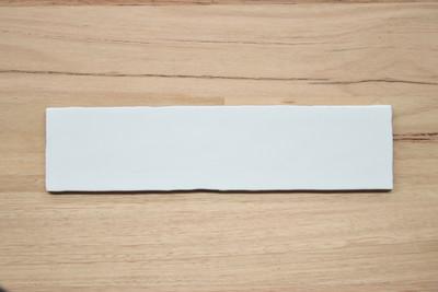 White Gloss Subway Tile