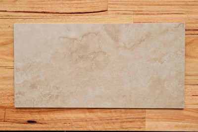 Travertine Beige Porcelain Outdoor Tile