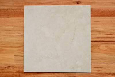 Travertine Ivory Porcelain Exterior