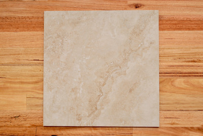 Travertine Beige Porcelain Internal Tile