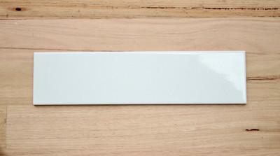 400x100mm Gloss White Wall Tile