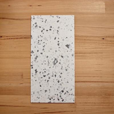 Terrazzo White Porcelain 600x300mm