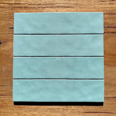 Casablanca Mint Subway Tile  242x58mm