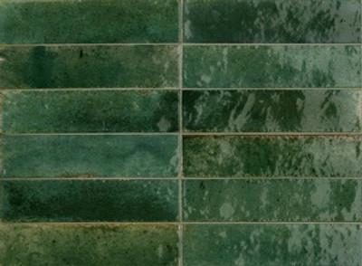 Lume Green Wall Tile