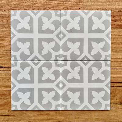 Bloom Grey Wall and Floor Tile