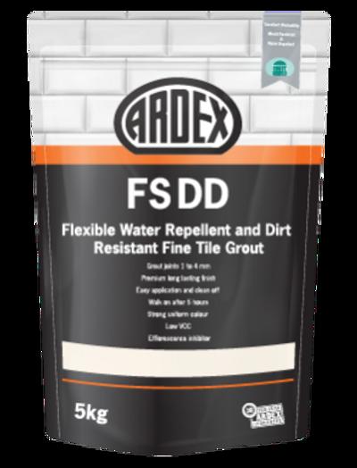 5kg Ardex FSDD White Grout