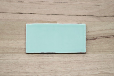 Aqua Gloss Subway Tile
