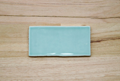 Menta Gloss Subway Tile
