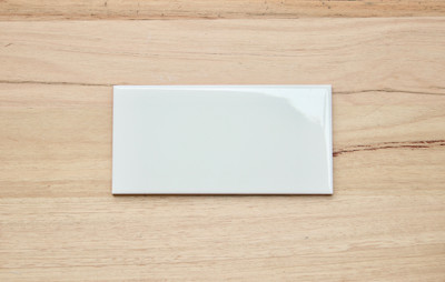 200x100 Gloss White Tile 200x100mm