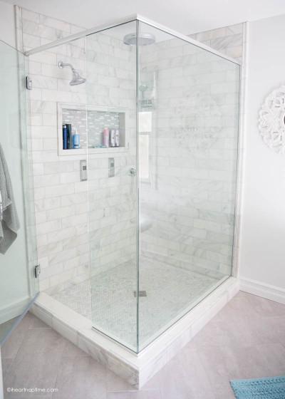 Carrara Marble Honed Subway Tile 300x75mm - SOLD PER TILE