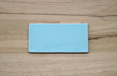 Barcelona Sky Blue Subway Wall Tile 150x75