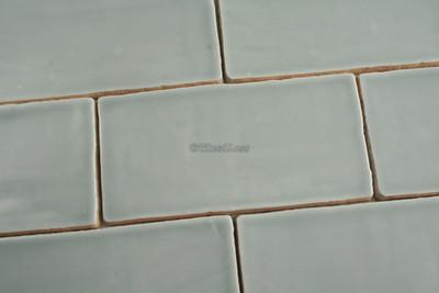 150x75mm Barcelona Ocean subway wall tile