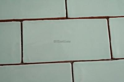 150 x75mm Barcelona Aqua subway wall tile