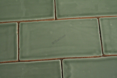 Handmade Style Jade Subway wall tile 150x75mm