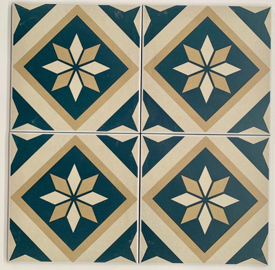 Sample of Aztec  Wall and Floor Tile 200mm