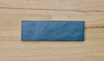 Atlantic Blue Subway Tile